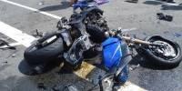 Los peores accidentes de motocicleta: compilación